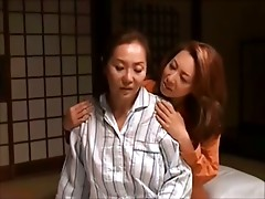 Asian mother and not her daughter-Very hot