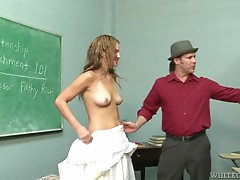 Sindy Rose gets hotly fucked before the wedding ceremony