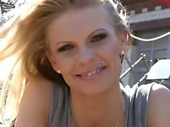 Lulu Lustern seduced and fucked in her photo studio