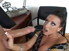 Busty Babes Getting Their Cunts Fucked In The Office