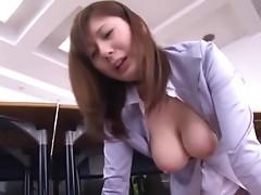 Hot Seductive Secretary Is Fucked By Her Horny Boss