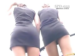 Incredibly Hot Race Queens Compilation Video