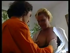 Mature German Blonde - Anal