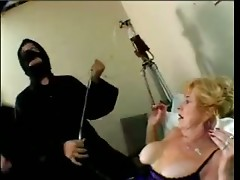 GRANNY DIANA'S ANAL SURPRISE
