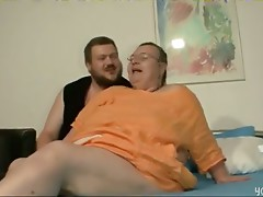 German granny fucked by Clessemperor