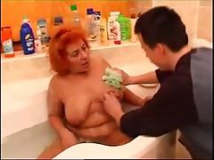 Horny Granny 1