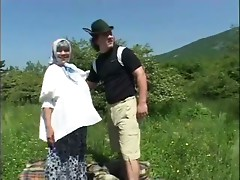Granny Fucked in the Fields 3 - Cireman