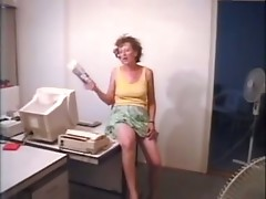Office granny sex  Serbian-Srpski By KRMANJONAC