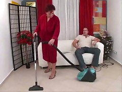 Granny Cleans Up