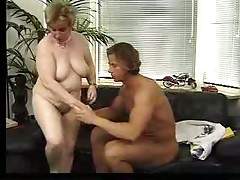 German Slut Grannies With Young Dick