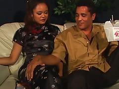 Anal Asian slut getting butt banged