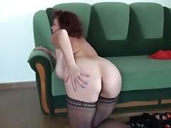 BBW mommas Masturbating