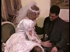 German Brides 10 Man Anal & Creampie Gangbang!!