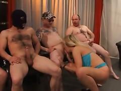 gangbang with german matures