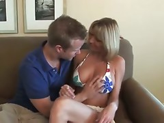 My Favorite Milf fucked in a Hotel Room