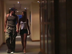 Agatha Rangel getting her pussy fucked in the hotel room